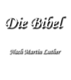 Die Bibel ist das Wort Gottes